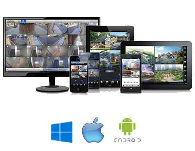 iOS, Android and Mac Compatible Systems